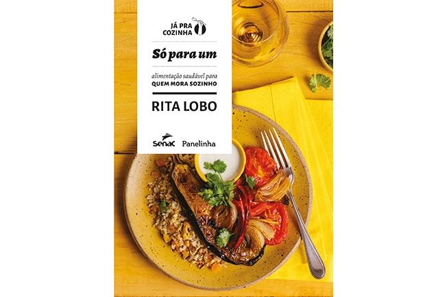 capa do livro Só para Um: alimentação saudável para quem mora sozinho