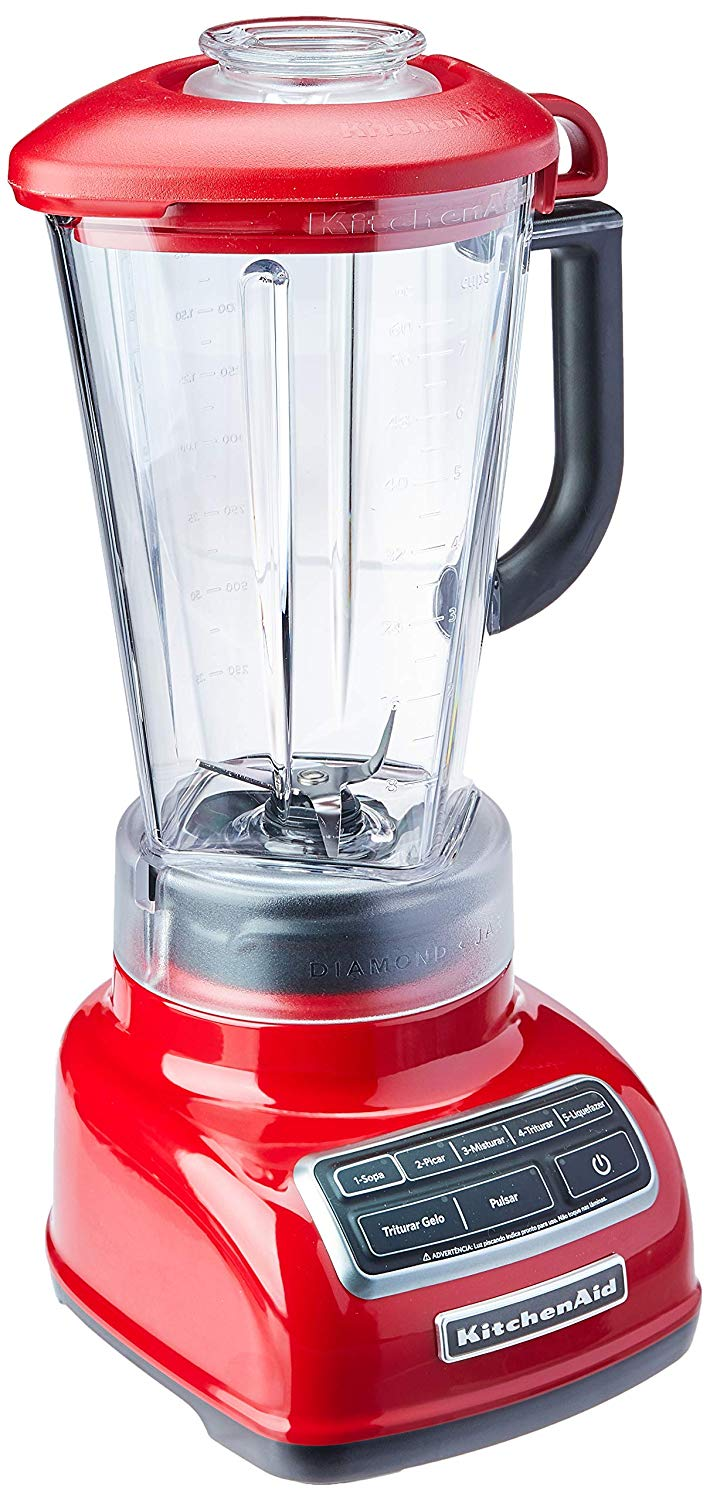 Liquidificador Diamond KitchenAid KUA15AV Empire Red 110V