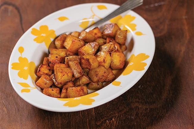 Resultado de imagem para Receita de Batata doce assada na páprica com frango assado